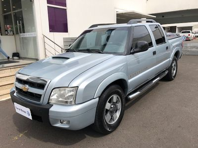 Chevrolet S10 S10 Advantage 4x2 2.4 (Flex) (Cab Dupla) 2008}
