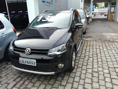 Volkswagen CrossFox I-Motion 1.6 VHT (Flex) 2013}