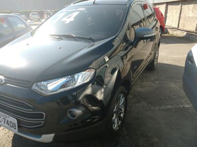 Ford Ecosport FreeStyle 4WD 2.0 2014}