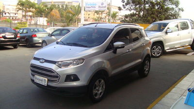Ford Ecosport SE 2.0 PowerShift 2015}