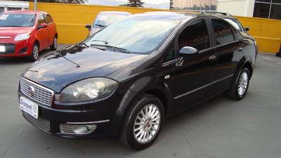 Fiat Linea 1.9 16V (Flex) 2009}
