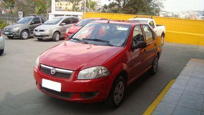 Fiat Siena EL 1.0 8V (Flex) 2013}