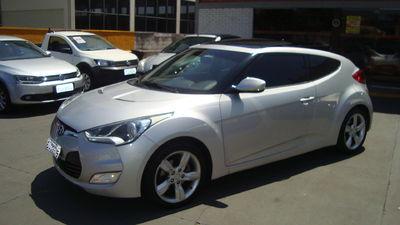 Hyundai Veloster 1.6 16V (aut) 2012}