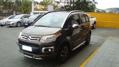 Citroën Aircross Exclusive 1.6 16V (flex) 2012}