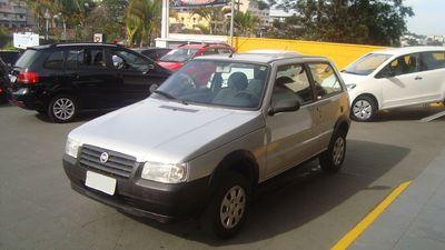 Fiat Uno Fire Economy 1.0 (Flex) 2p 2008}