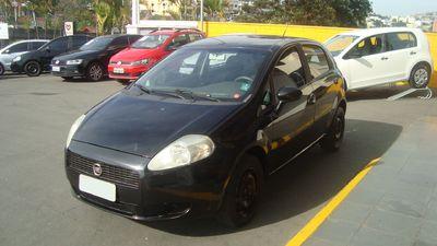 Fiat Punto Attractive 1.4 (Flex) 2011}