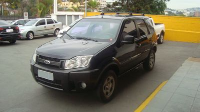 Ford Ecosport XLS 1.6 (Flex) 2008}