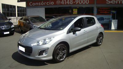 Peugeot 308 Griffe 1.6 THP 2014}
