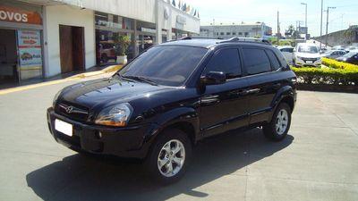 Hyundai Tucson GLS 2.0 16V (aut) 2014}
