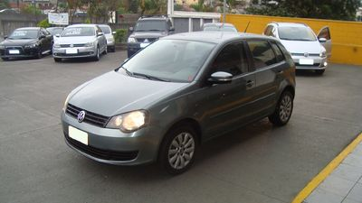 Volkswagen Polo 1.6 8V I-Motion (Flex) (Aut) 2012}