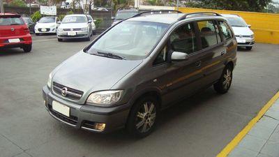 Chevrolet Zafira Elite 2.0 (Flex) 2012}