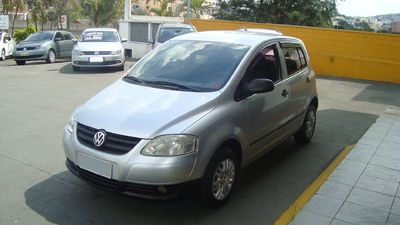Volkswagen Fox City 1.0 8V 4p (Flex) 2009}