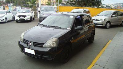 Renault Clio Expression 1.0 16V (Flex) 4p 2008}