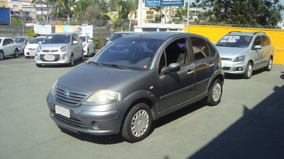 Citroën C3 GLX 1.4 8V (flex) 2007}