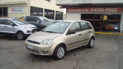 Ford Fiesta 1.0 (Flex) 2007}
