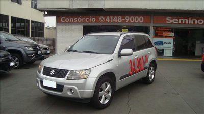 Suzuki Grand Vitara 2.0 16V (aut) 2012}
