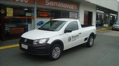 Volkswagen Saveiro Robust 1.6 CS 2018}