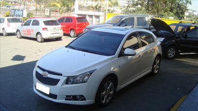 Chevrolet Cruze LTZ 1.8 16V Ecotec (Flex) (Aut) 2014}