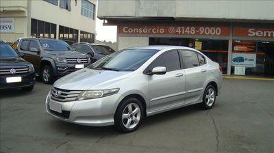 Honda City LX 1.5 16V (flex) 2011}