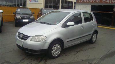 Volkswagen Fox Plus 1.0 8V (Flex) 2008}