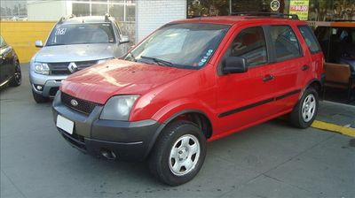 Ford Ecosport XLS 2.0 16V (Aut) 2007}