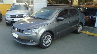Volkswagen Voyage Trend 1.6 Mi 8V Total Flex 2014}