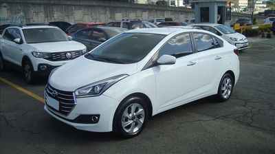 Hyundai HB20S Premium 1.6 AT 2017}