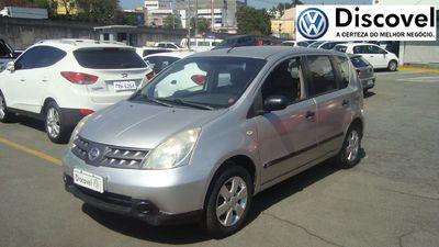 Nissan Livina SL 1.6 16V (flex) 2011}