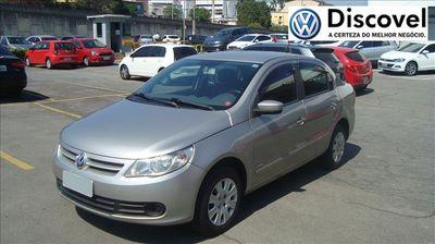 Volkswagen Voyage Trend 1.6 (Flex) 2011}