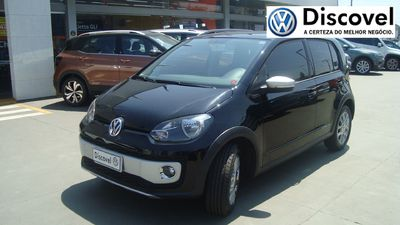 Volkswagen Cross Up! 1.0 TSI  12V 2017}