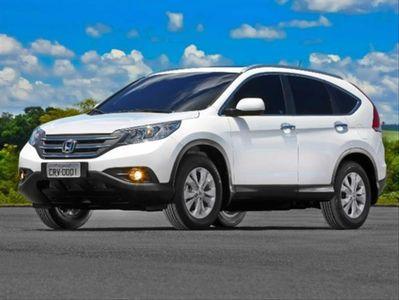 Honda CR-V 2.0 16V 4X4 EXL (aut) 2012}