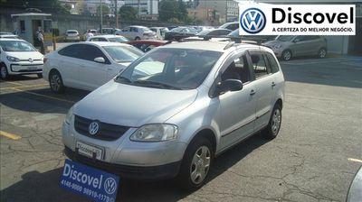 Volkswagen SpaceFox Trend 1.6 MI (Flex) 2010}