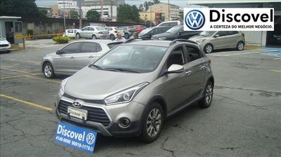 Hyundai HB20X Premium 1.6 AT 2017}