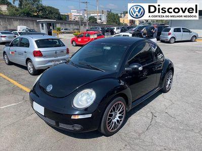 Volkswagen New Beetle 2.0 2006}