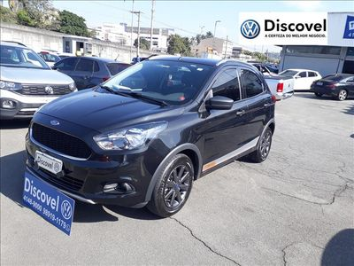 Ford Ka Trail 1.0 (Flex) 2018}