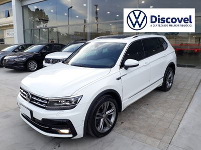 Volkswagen Tiguan Allspace R-Line 350 TSI 2018}