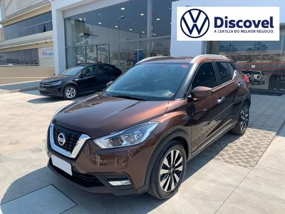 Nissan Kicks 1.6 SL (Aut) 2019}