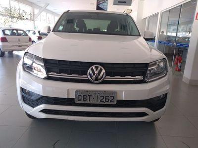 Volkswagen Amarok Cabine Dupla Trendiline 2.0 TDI 2016}