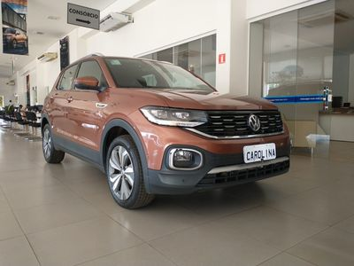 Volkswagen T-Cross Highline 250 TSI 2020}