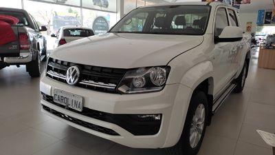 Volkswagen Amarok 2.0 4x4 CD Comfortline 2019}