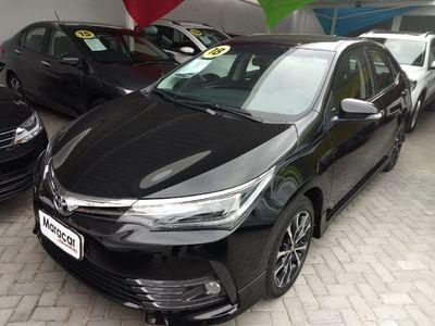 Toyota Corolla Sedan 2.0 Dual VVT-i XRS (aut) (flex) 2018}