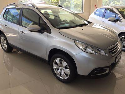 Peugeot 2008 Allure 1.6 (Flex) (Auto) 2017}