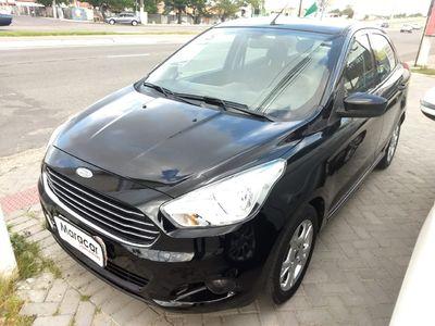 Ford Ka Sedan SEL 1.5 2015}