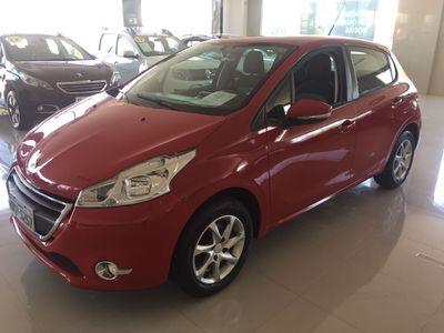 Peugeot 208 Active Pack 1.6 2015}