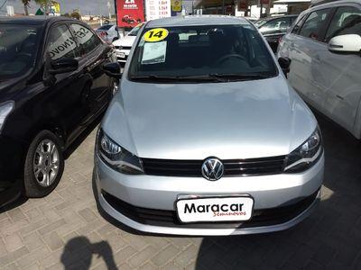 Volkswagen Gol 1.6 VHT Seleção (Flex) 2014}