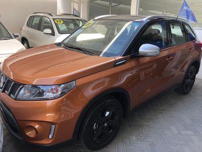 Suzuki Vitara 4Sport 1.4 Turbo (Aut) 2018}