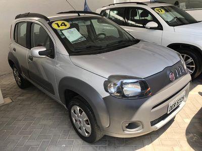 Fiat Uno Way 1.0 8V (Flex) 4p 2014}