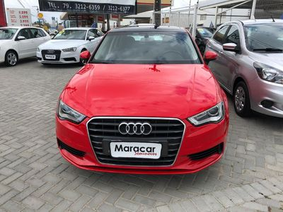 Audi A3 Sedan 1.4 TFSI S tronic Attraction 2016}