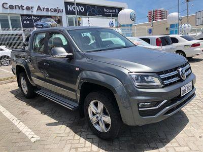 Volkswagen Amarok 2.0 TDi CD 4x4 Highline (Aut) 2017}