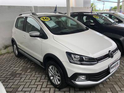 Volkswagen CrossFox 1.6 I-Motion 2016}